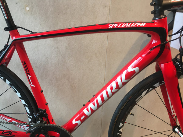 Specialized S-Works Tarmac SL4, Sram Red, Size 56cm
