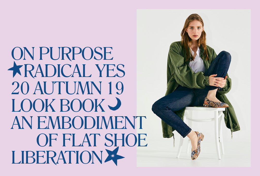 Radical Yes Autumn Look Book