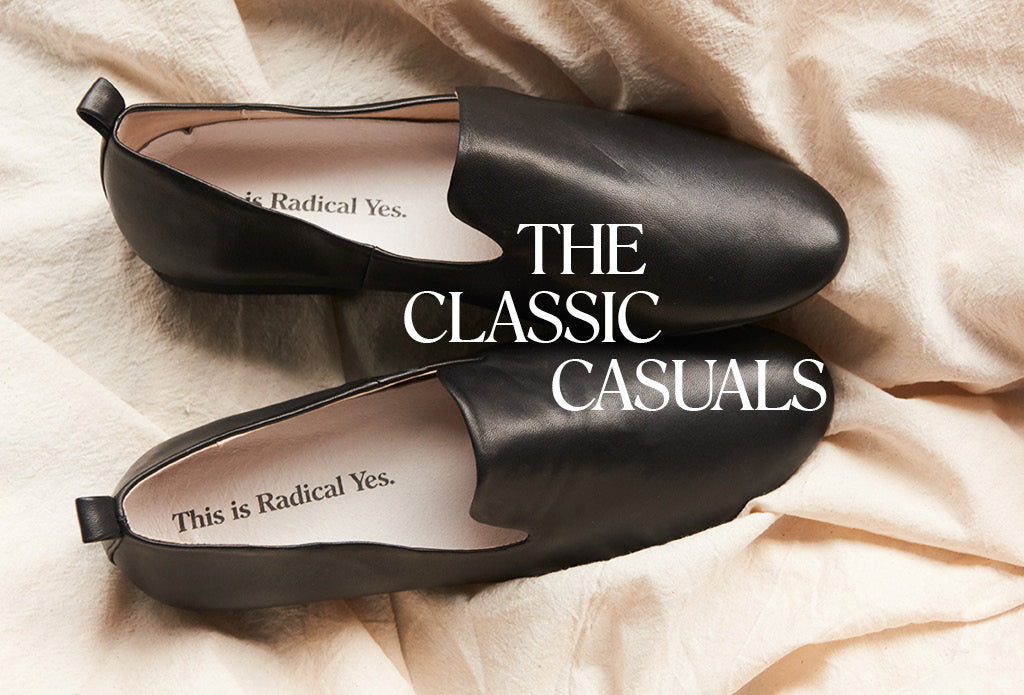 Radical Yes The Classic Casuals