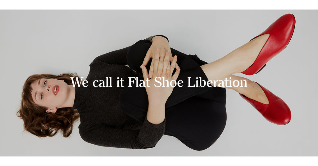 Radical Yes Flat Shoe Liberation
