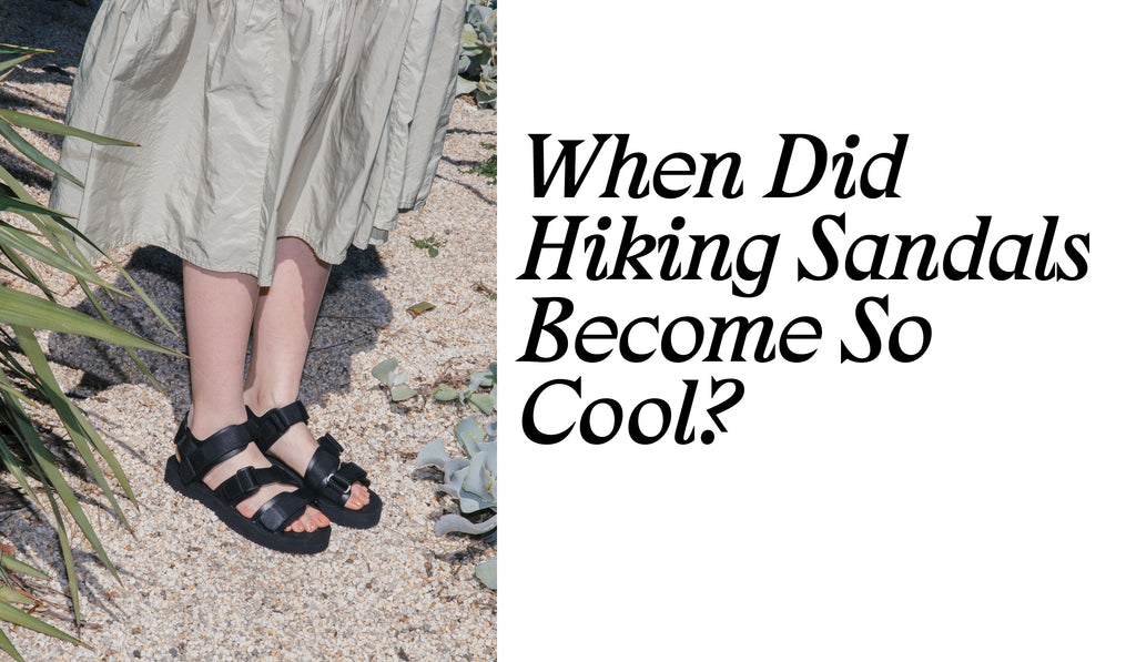 Radical Yes Hiking Sandals