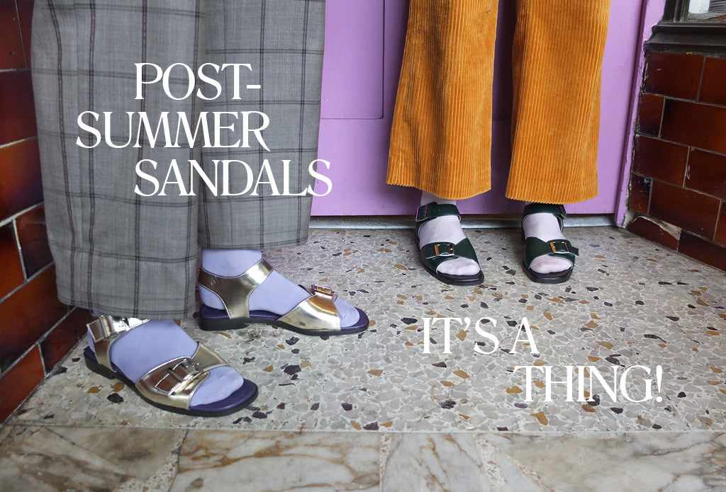 Radial Yes Pos-Summer Sandals