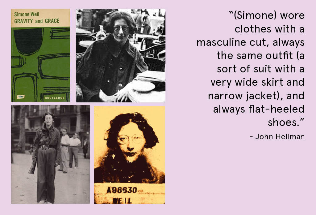 Radical Yes Simone Weil