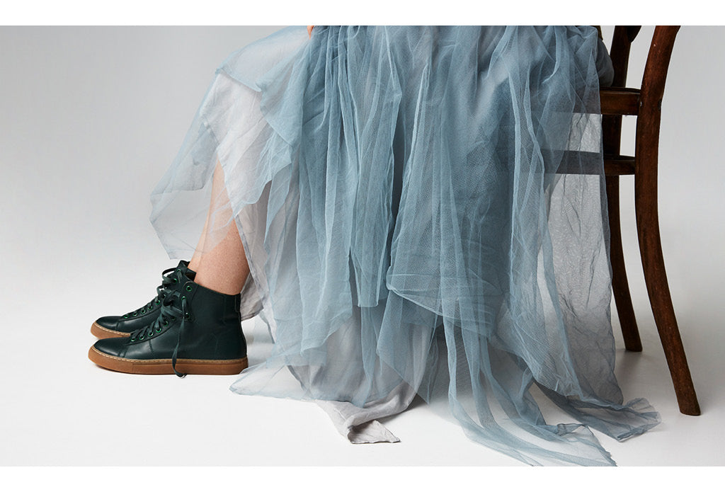 Radical Yes Trainers with Tulle