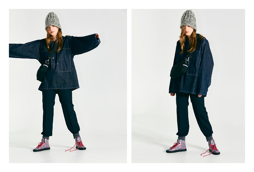 Radical Yes Winter Look Book