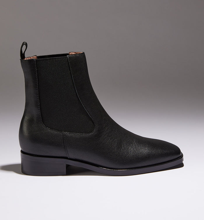 Radical Yes 'Selkie' Chelsea Boot 2.0 - Black
