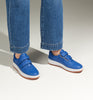 Radical Yes 'Journey 2' Trainer - Royal Blue Leather