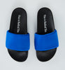 Radical Yes 'The Magic' Nylon Vegan Slide - Blue