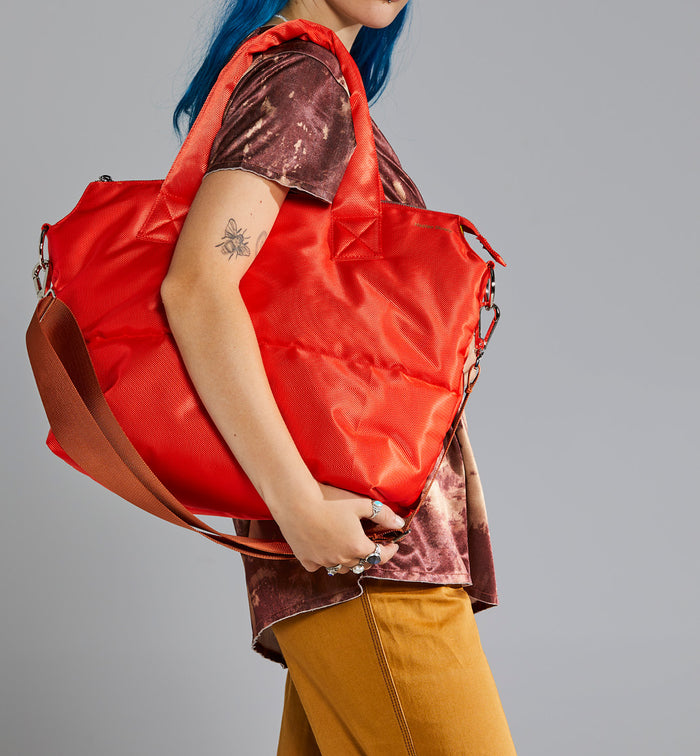 Radical Yes 'Maximilian Dance Tote' - Coral
