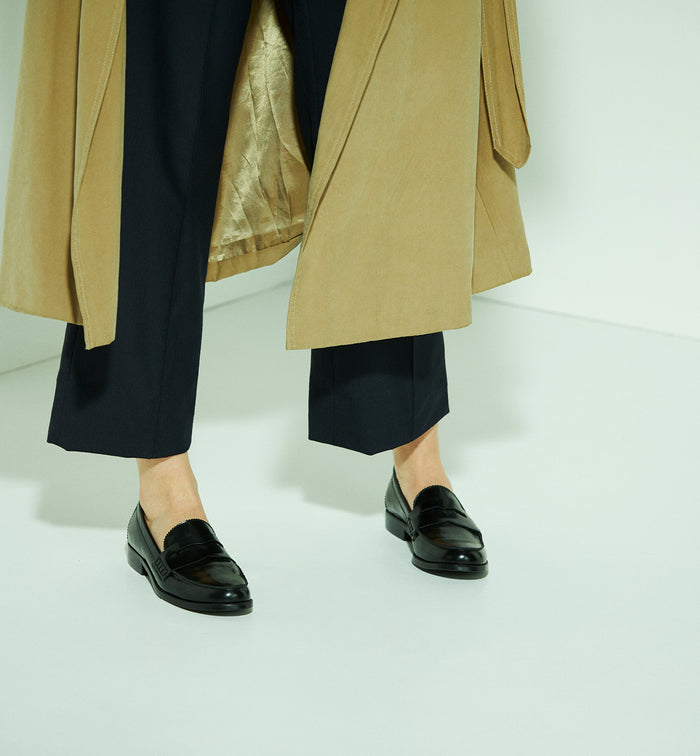 Radical Yes 'Liberation' Penny Loafer - Black