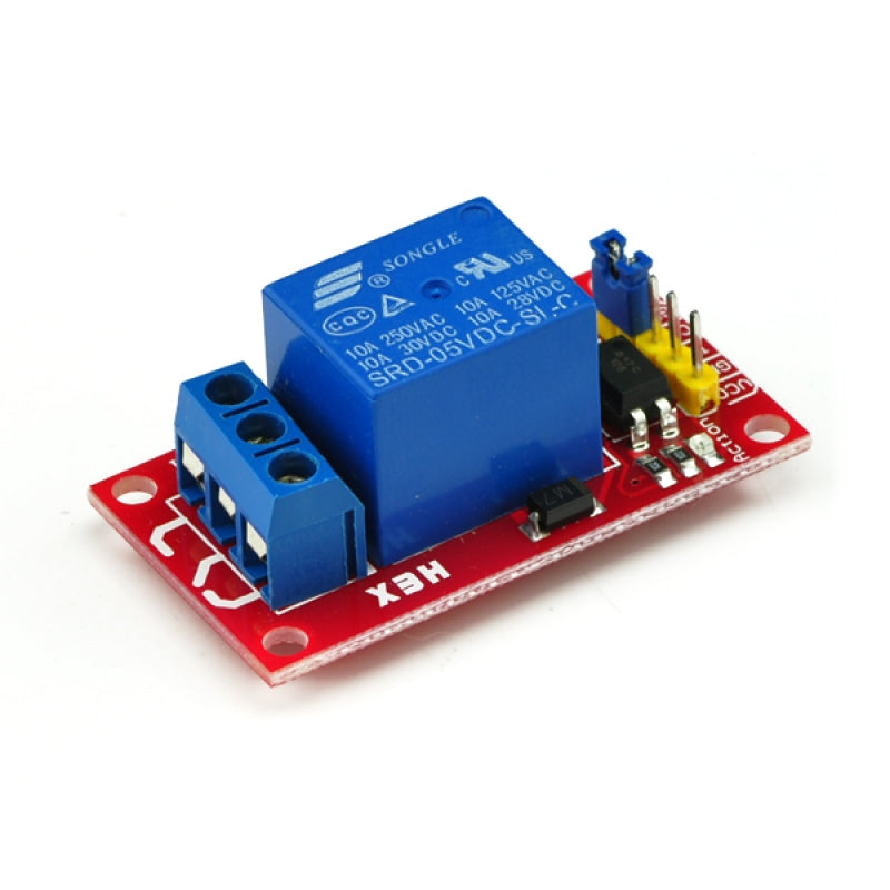 1 Channel 5V Relay Shield Module