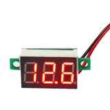 4.8 - 30V 3-Digit 7-Segment Digital Voltmeter Display