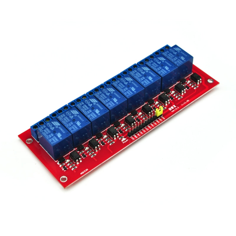 8 Channel 12V Relay Module