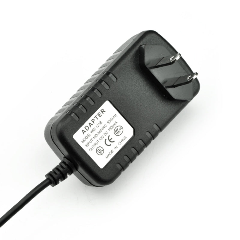 Wall Adapter Power Supply 12V DC 1A