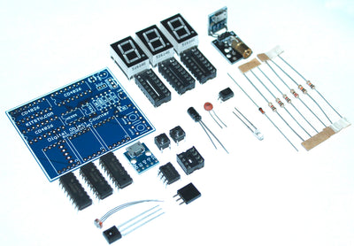 3 Digits Digital Object Counter DIY kit- UPGRADED