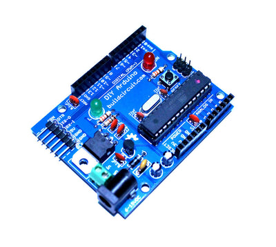 Do-it-yourself (DIY) Arduino- Make Your own Arduino