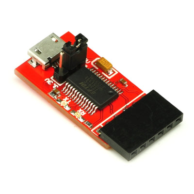 FTDI FT232RL Basic Breakout - 5V/3.3V for Arduino with Micro USB