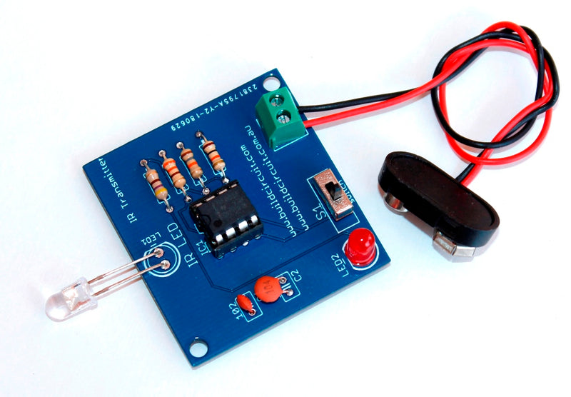 3 Digits Digital Object Counter DIY kit
