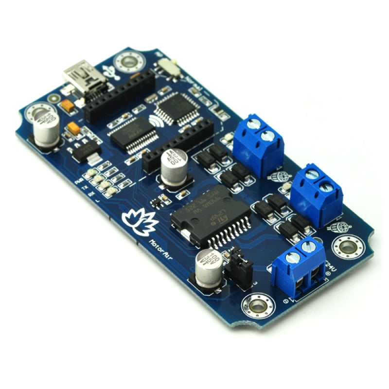 MotorAir - USB/Wireless Dual Motor Driver Board