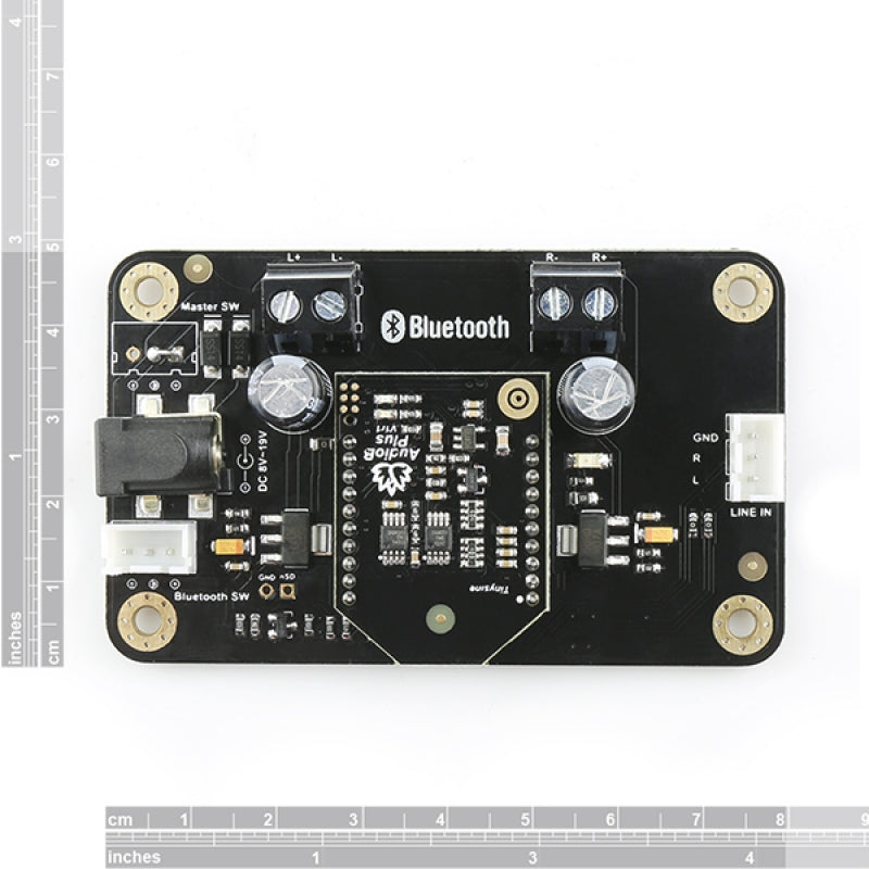 2 x 8 Watt Class D Bluetooth Audio Amplifier Board - TSA3111