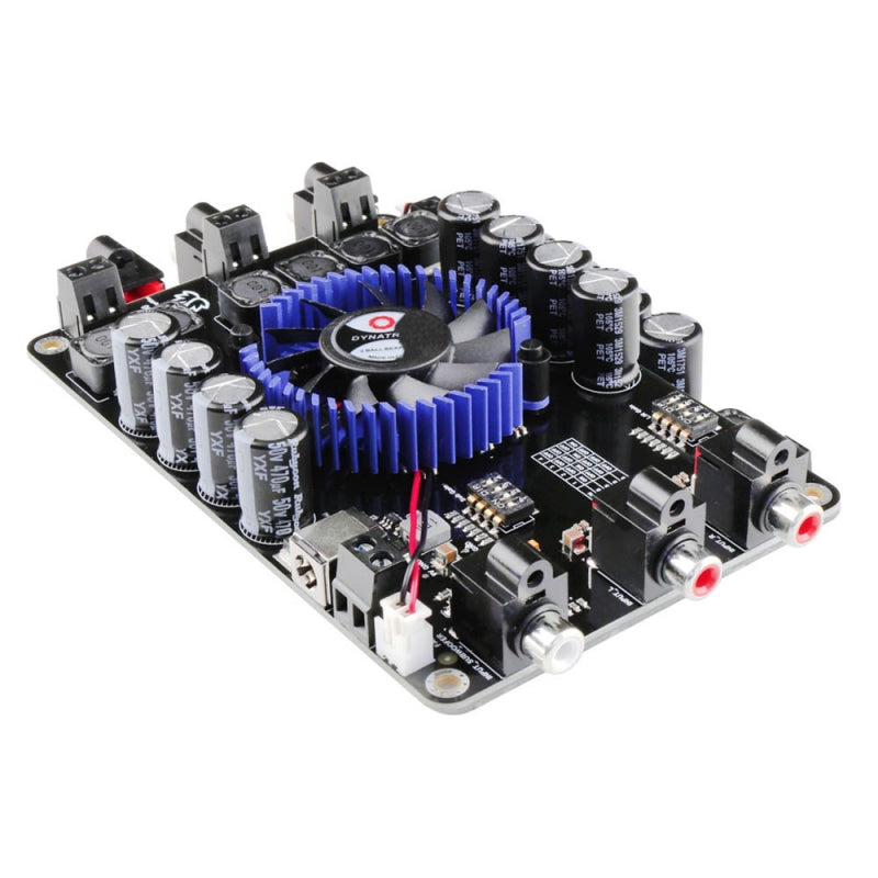 2 x 100W + 200W 3 Channels Audio Amplifier Board - TSA7600