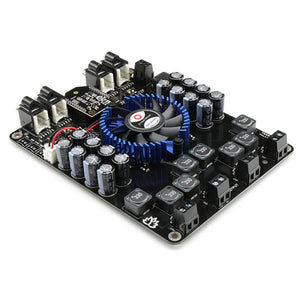 4 x 100W Class D Bluetooth Audio Amplifier Board - TSA8498
