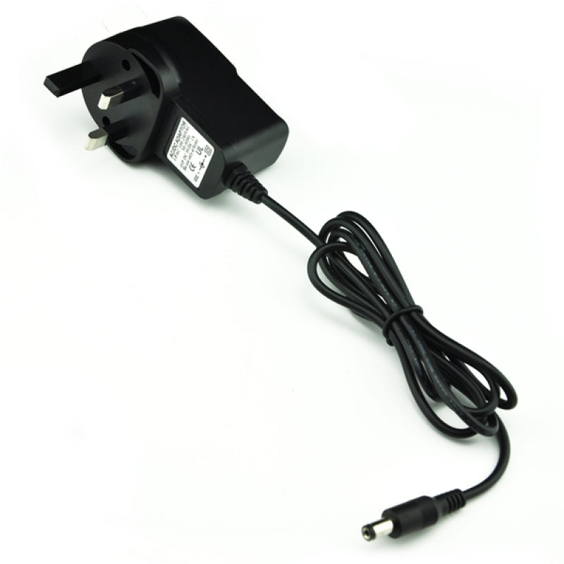 Wall Adapter Power Supply 9VDC 1A - UK Plug