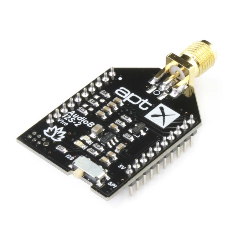 AudioB I2S Bluetooth Digital Audio Receiver Module - SMA