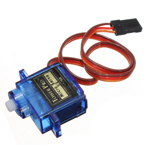 Tower Pro SG90 Mini Gear Micro Servo 9g For RC Airplane Helicopter