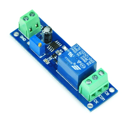 1 Channel 12V Timer Relay Module