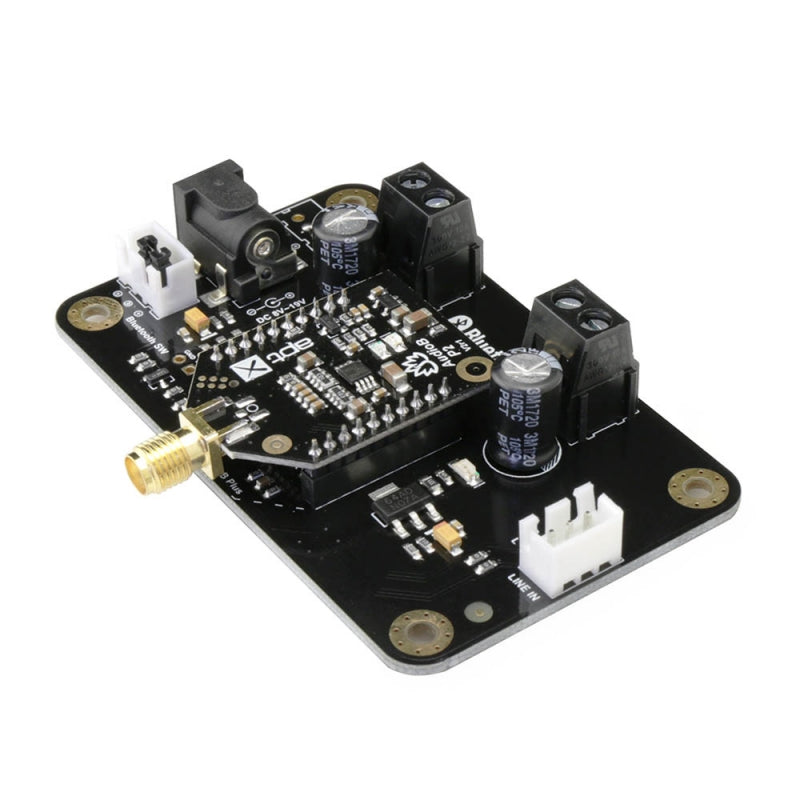 2 x 8 Watt Class D Bluetooth Audio Amplifier Board - TSA3111B (Apt-X)