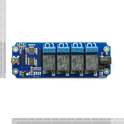 TOSR04 - 4 Channel Relay Xbee Remote Control Kit