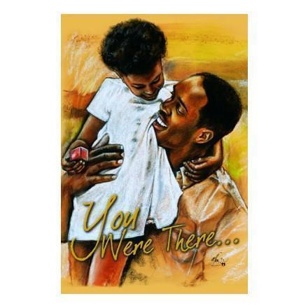 African American Father's Day Cards