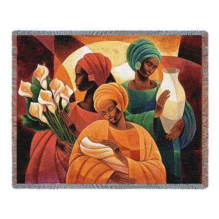 Keith Mallett Tapestry Throws and Gifts