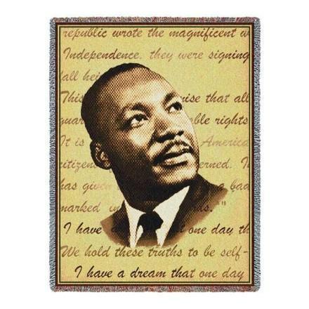 Black History Tapestry Throws and Gifts