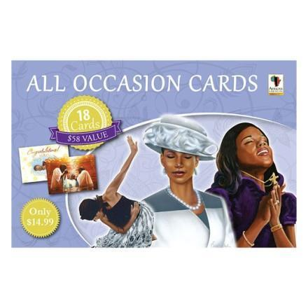 African-American All Occasion Cards