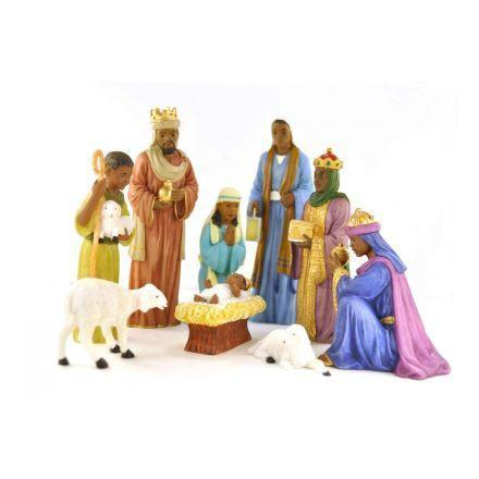 African American Christmas Decorations | The Black Art Depot