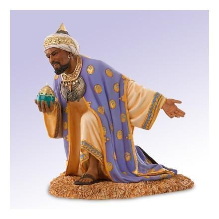 African American Nativity Figurines