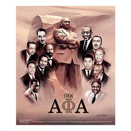 Alpha Phi Alpha Art Collection