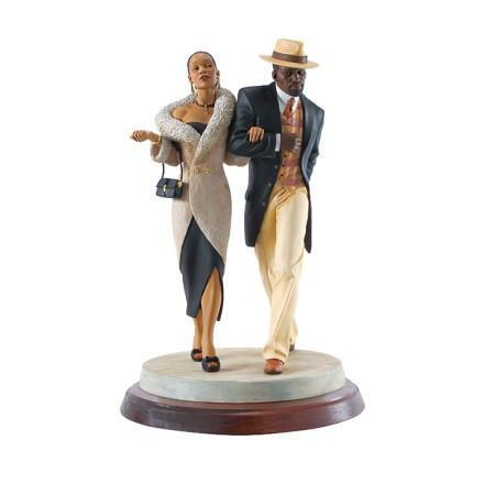 Thomas Blackshear Figurines