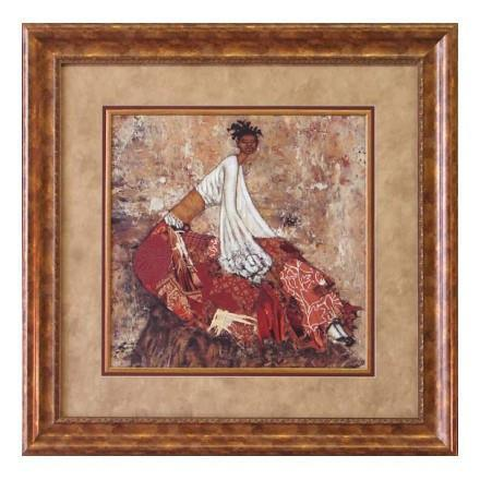 Framed African American Artwork | The Black Art Depot