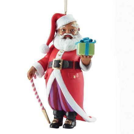 African American Christmas Ornaments | The Black Art Depot