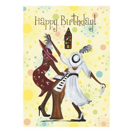 African American Birthday Card Collection The Black Art Depot