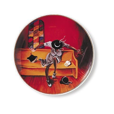 African American Decorative Plates