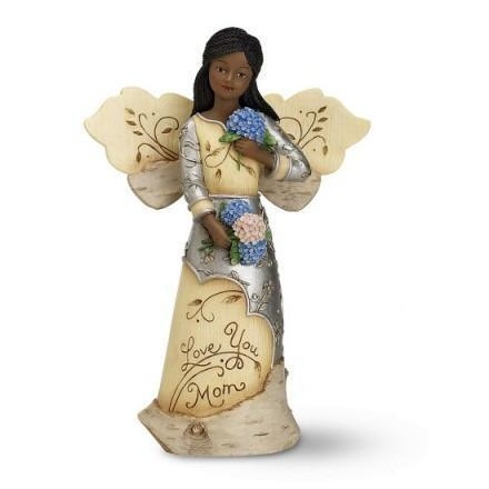 African American Mother's Day Figurines and Gifts
