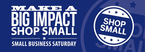 Save for Small Business Saturday!