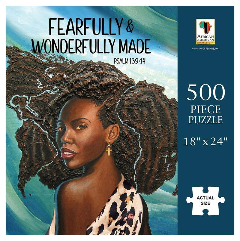 Wonderfully Made Puzzle