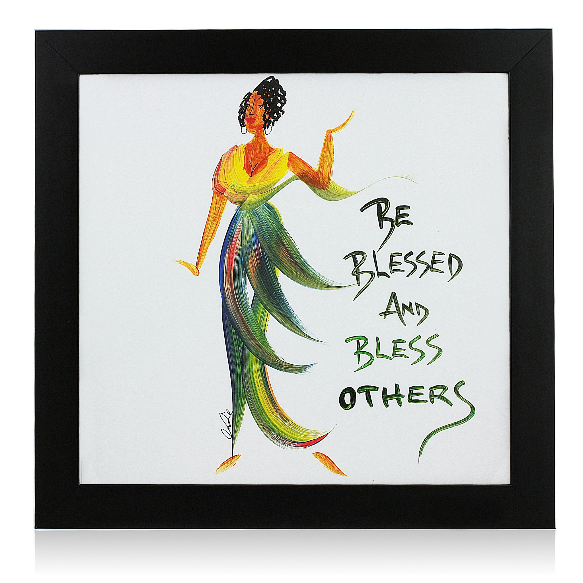 Be Blessed and Bless Others by Cidne Wallace