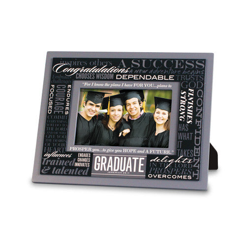 Graduation Photo Frame: Defining Moments Series by LCP Gits