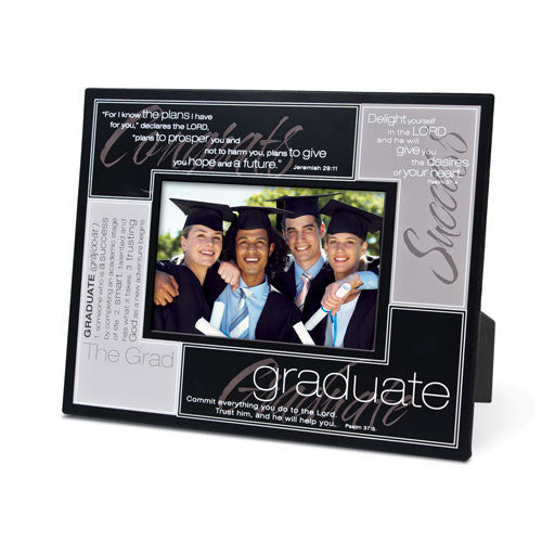Graduate Photo Frame: Definition Collection by LCP Gifts